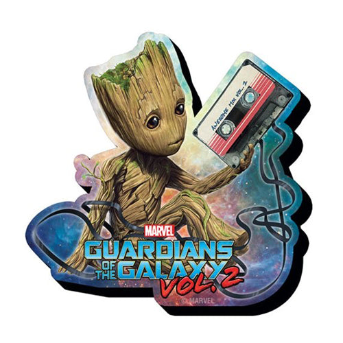 Guardians of the Galaxy Vol. 2 Baby Groot Funky Chunky Magnet