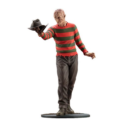 A Nightmare on Elm Street 4 ArtFX Freddy Krueger Statue