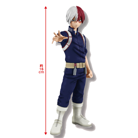 My Hero Academia Dxf Shoto Todoroki Figure Vol.3