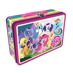 My Little Pony Group Fun Box Tin Tote