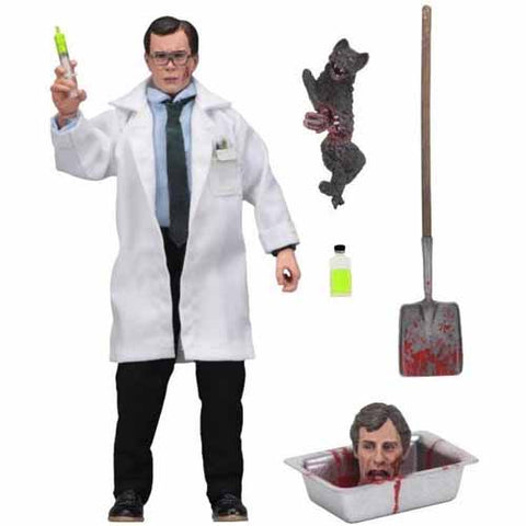 NECA Re-Animator Herbert West Clothed Scale Action Figure