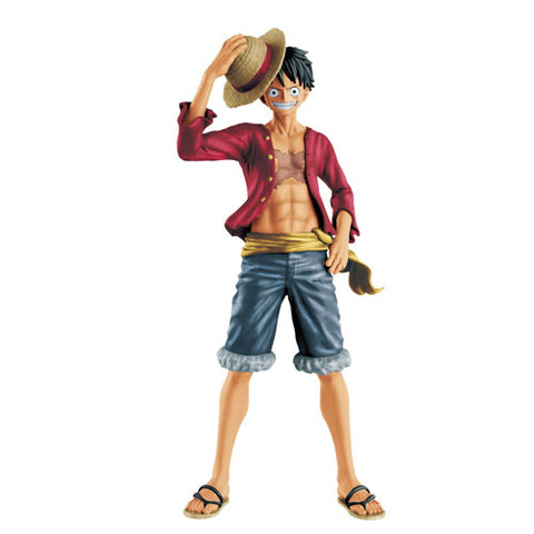 One Piece Memory Figure Monkey D. Luffy Figure Banpresto