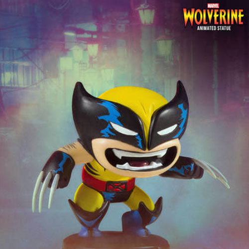 Wolverine Animated Gentle Giant Statue