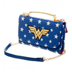 DC Comics Wonder Woman Crossbody Clutch