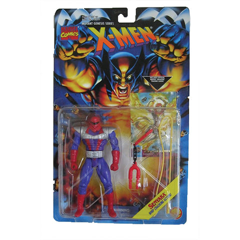 Toy Biz Marvel X-Men Figure Senyaka MOC Mutant Genesis Series 1995