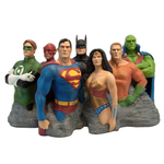Justice League Original 7 Alex Ross Fine Art Sculpture