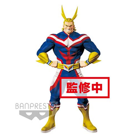 Banpresto My Hero Academia Age of Heroes - All Might