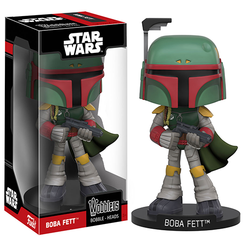 Boba Fett Star Wars Wobbler