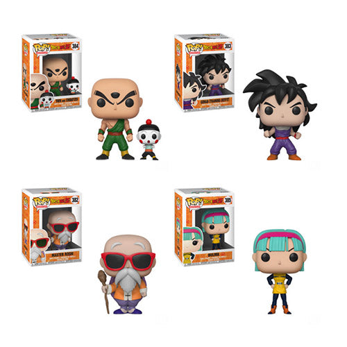 Funko Pop! Animation: Dragon Ball Z Bundle Collectors Set