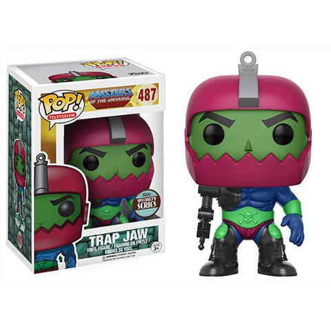 Funko POP! Specialty Series Masters of the Universe Trap Jaw