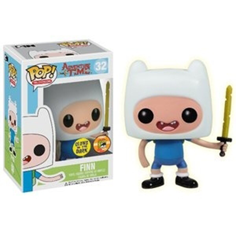 Funko POP! Adventure Time Finn SDCC Exclusive