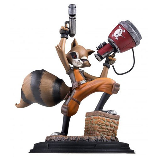 Rocket Raccoon Animated Statue - SDCC 2016 Exclusive