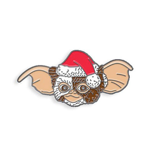 Gizmo Claus Pin Enamel by Yesterdays Co