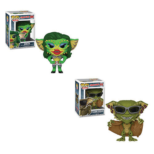 Pop! Horror: Gremlins 2 Funko POP! Set of 2