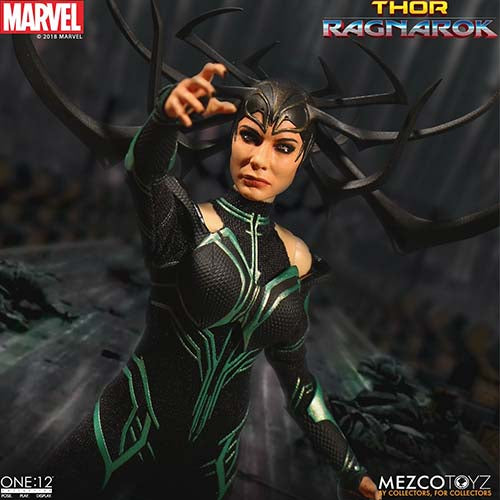 Thor Ragnarok Hela One:12 Collective Action Figure