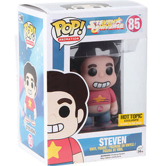 Funko Steven Universe Pop! Animation GID Steven Hot Topic Exclusive
