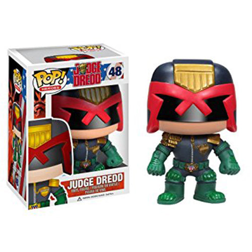 Funko POP! Movies Judge Dredd Vinyl Figure #48