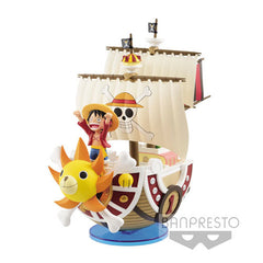 One Piece Mega World Thousand Sunny Figure Special
