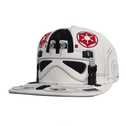 Star Wars AT-AT Pilot Big Face Snapback Hat