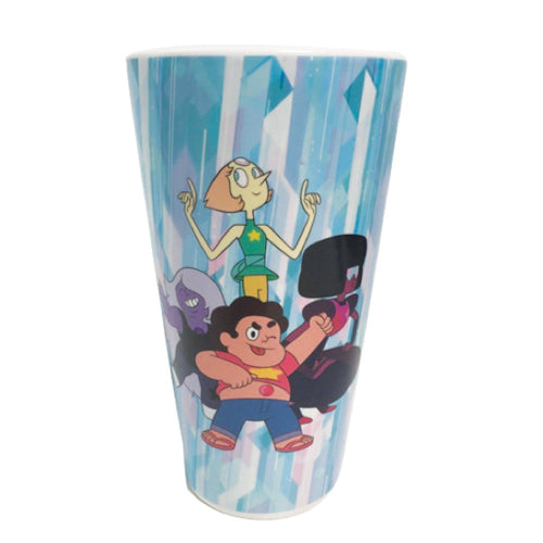 Steven Universe Crystal Gems Pint Glass 16oz