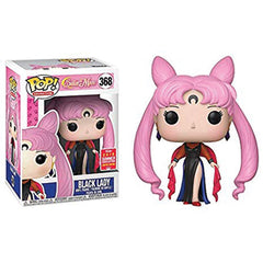 Funko Pop! Animation #368 Sailor Moon Black Lady (2018 Summer Convention Exclusive)