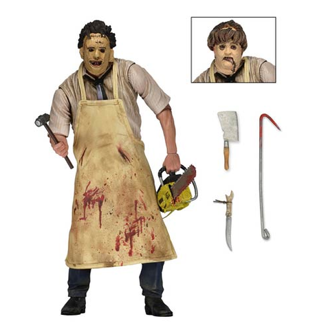 The Texas Chainsaw Massacre Ultimate Leatherface
