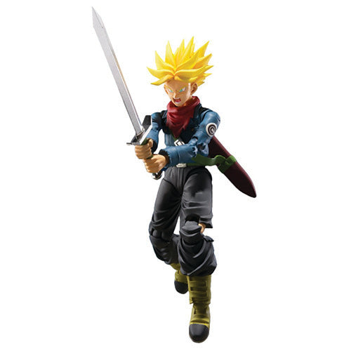 Tamashii Nations S.H.Figuarts Future Trunks Action Figure