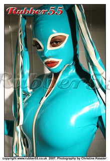 Latex Pigtail Hood