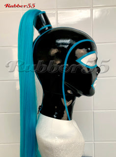 55 series Ponytail Hood - Stock