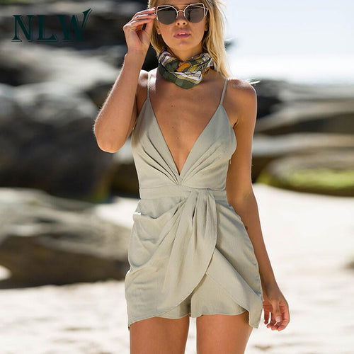 Fashion Casual Romper