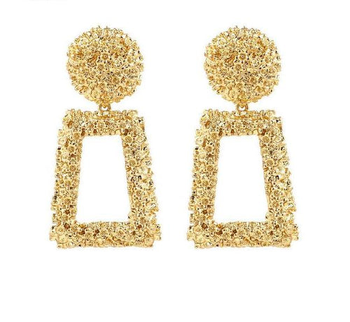 Bold Drop Earrings