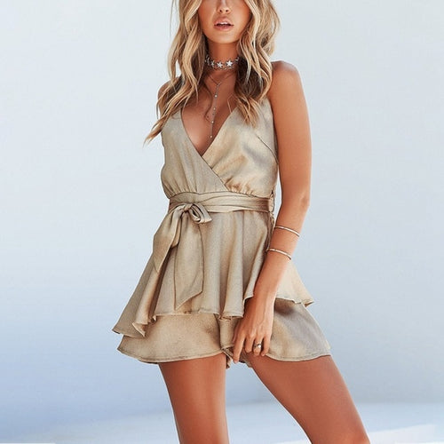 The Forever Summer Playsuit