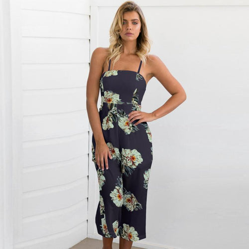The Beach Life Jumpsuit