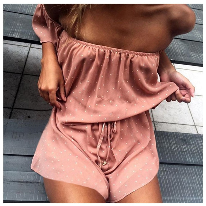 Loose fit Playful Rompers