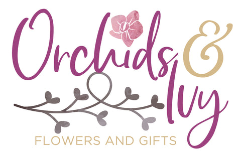 Orchids & Ivy Logo