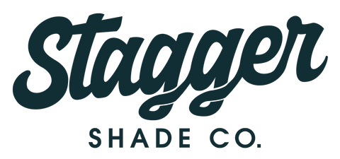 Stagger Shade Co Logo