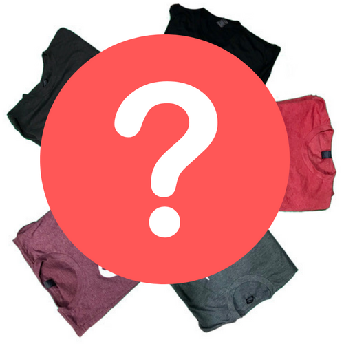 Mystery Tee Pack