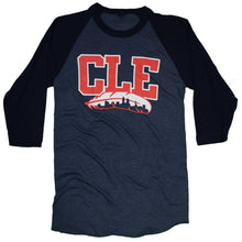 CLE Feather Skyline Raglan