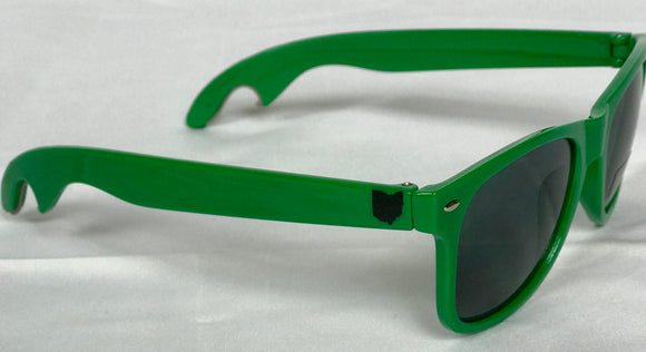 BROHIO Sunglasses(Bottle Opener) Green