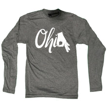 Circle Game Grey Long Sleeve Tee