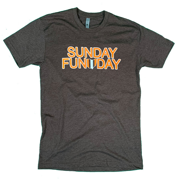 Sunday Funday Tee (CLE Football Edition)