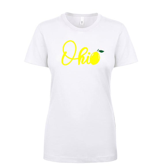 Lemon Ladies Tee