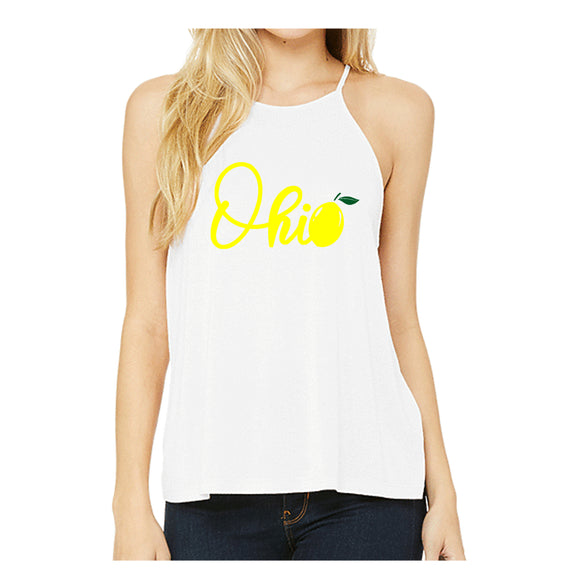 Lemon Fashion Top