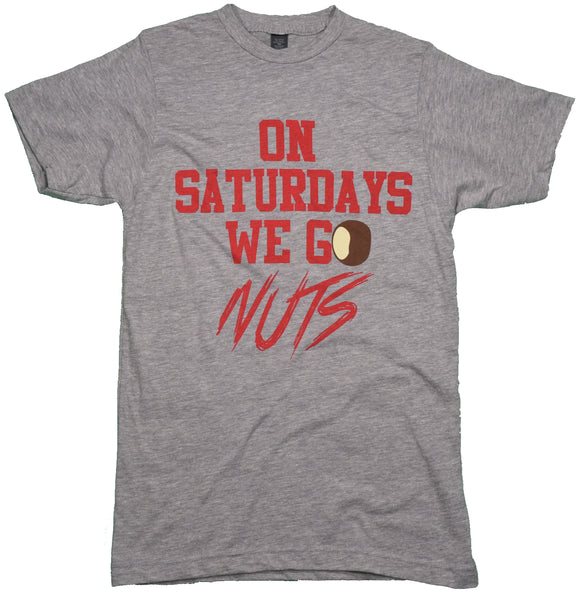 Saturdays We Go Nuts