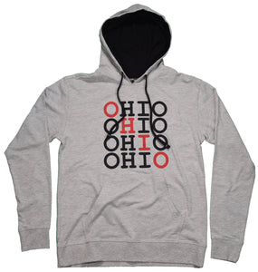 Repeating Ohio Hoodie