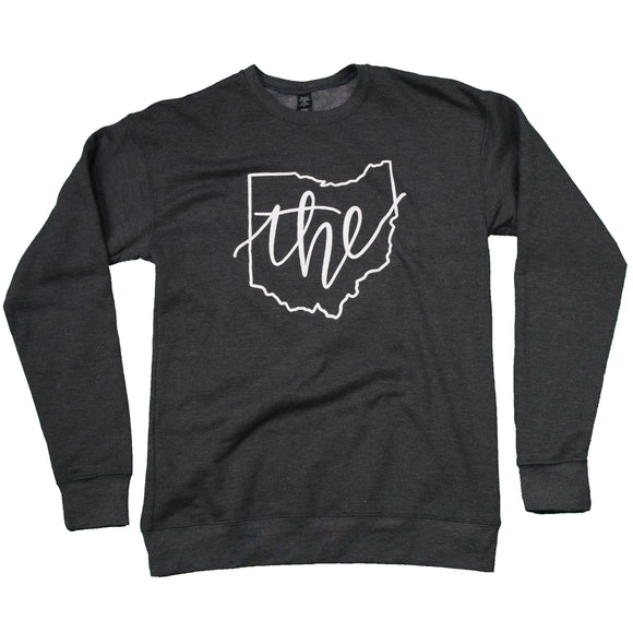 THE Place To Be Crew Sweater