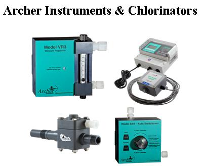 ARCHER CHLORINATORS