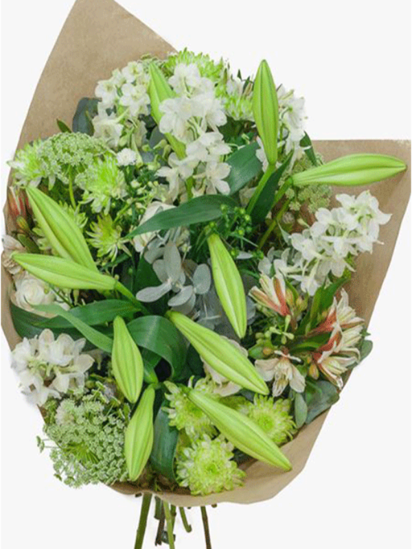 Mixed St Joseph Lily Bunch