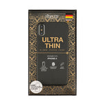 Ultra Thin 0.33mm iPHONE Case - Black PPIXB
