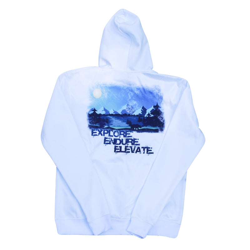 Explore.Endure.Elevate Hoodie